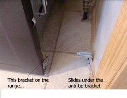 Anti-Tip Brackets