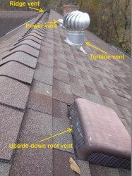 Roof Vents: Problems and Solutions