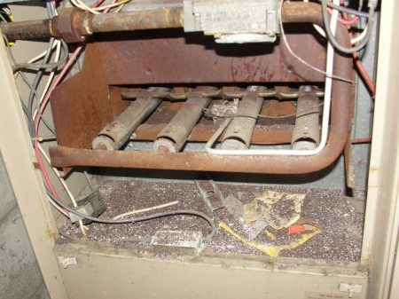 How to Inspect Your Own House, Part 8: The Furnace