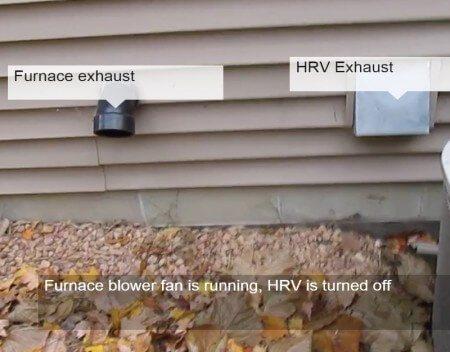 When HRVs suck on both sides, it's a safety hazard