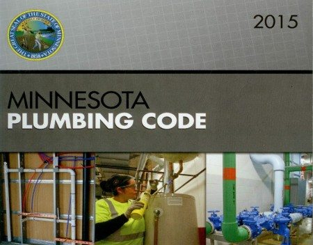 New Minnesota Plumbing Code