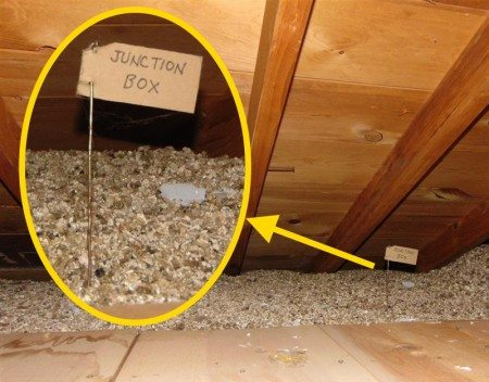 Q&A: Can electrical boxes be buried in insulation?