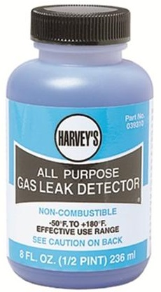 Harvey's Gas Leak Detector