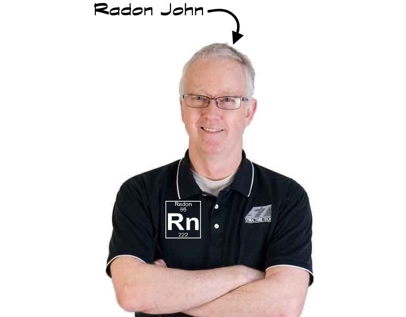 Radon John Cover