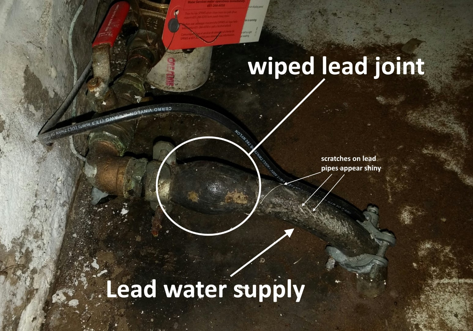 Service Drop Pipes Pipes : Pipe repair usa plumbing service