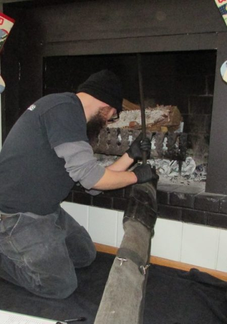 Chimney Inspection 2