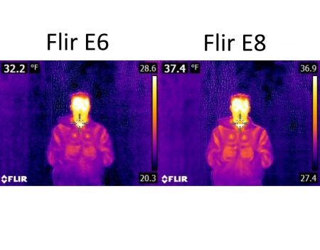 FLIR E6: the best infrared camera for home inspectors