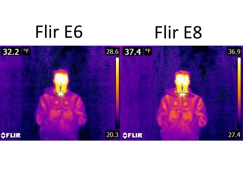 Flir e6 cover