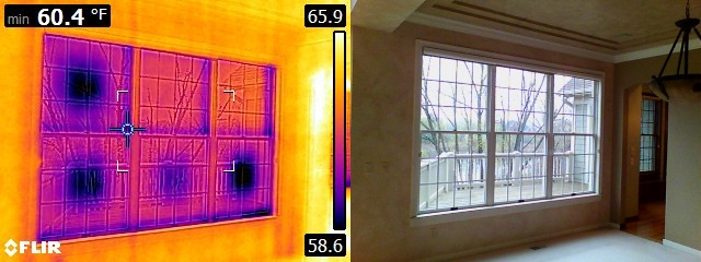 Infrared Cameras Home Inspections Structure Tech Home