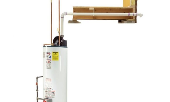 PowerVent Water Heater Cover