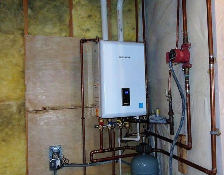Water heater replacement: pros and cons of tankless water heaters