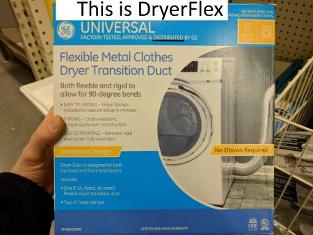 DryerFlex with GE label