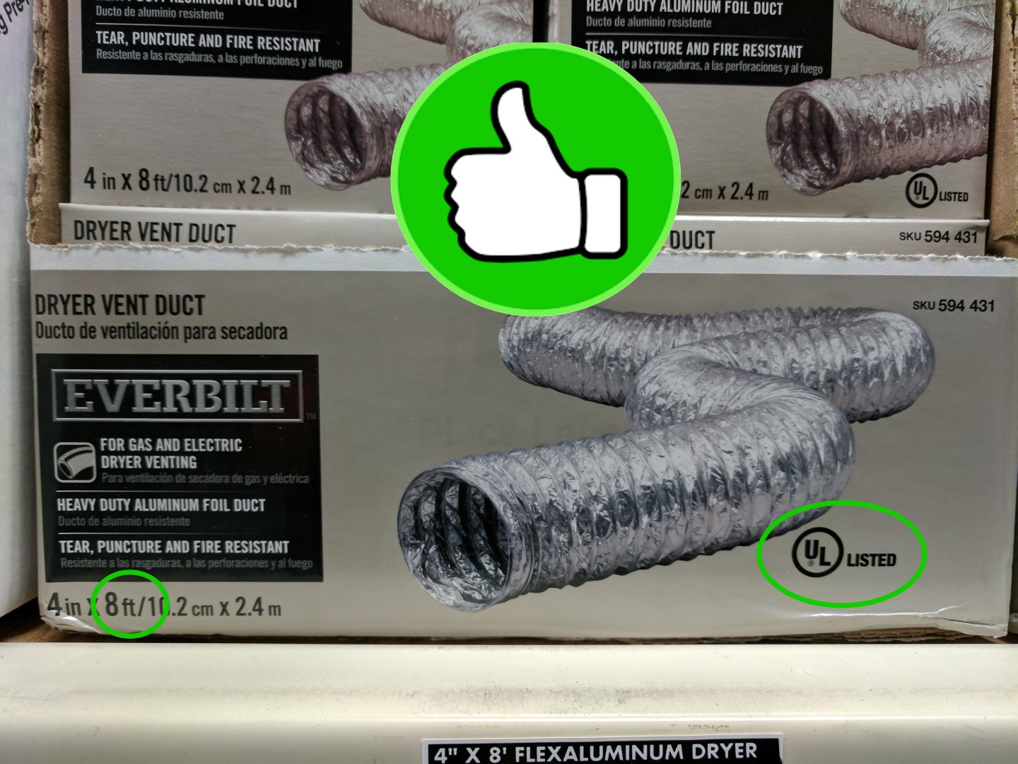 Dryer Duct Safety Structure Tech Home Inspections