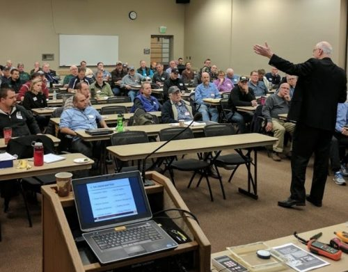 Minnesota home inspector training advice: join the ASHI Heartland chapter (it rocks)
