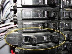 Inspecting Tandem Circuit Breakers – aka Cheaters