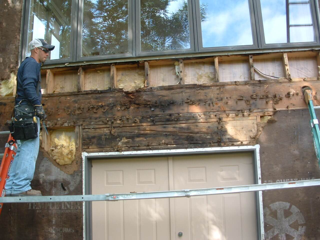 Stucco Repairs Case Study 3