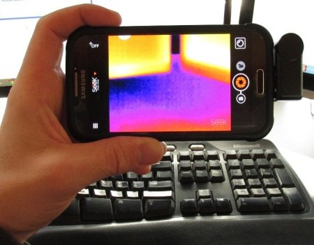 Seek Thermal Infrared Camera: A $199 IR Camera for Androids and iPhones