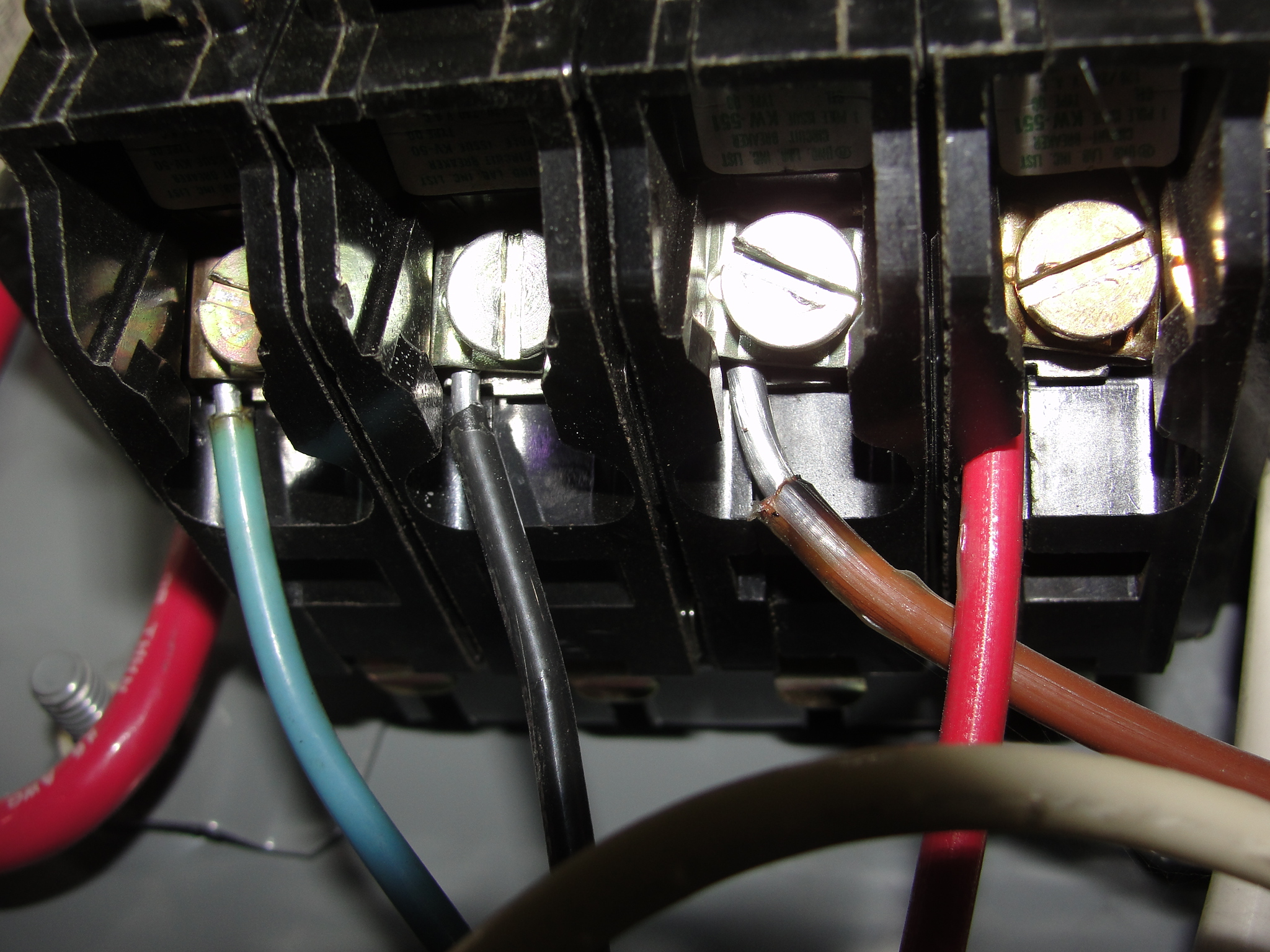 Do Condos Need Home Inspections Structure Tech How To Wiring In This Typically Cant Be Identified Without Opening Up The Electrical Panel More On That Topic Here Aluminum