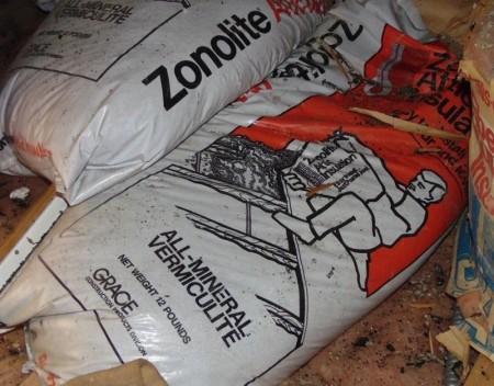 Vermiculite Cover