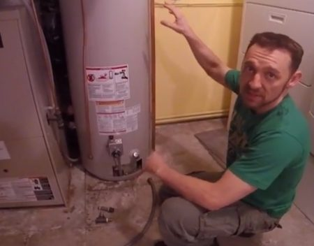 Video: water heater replacement, start to finish