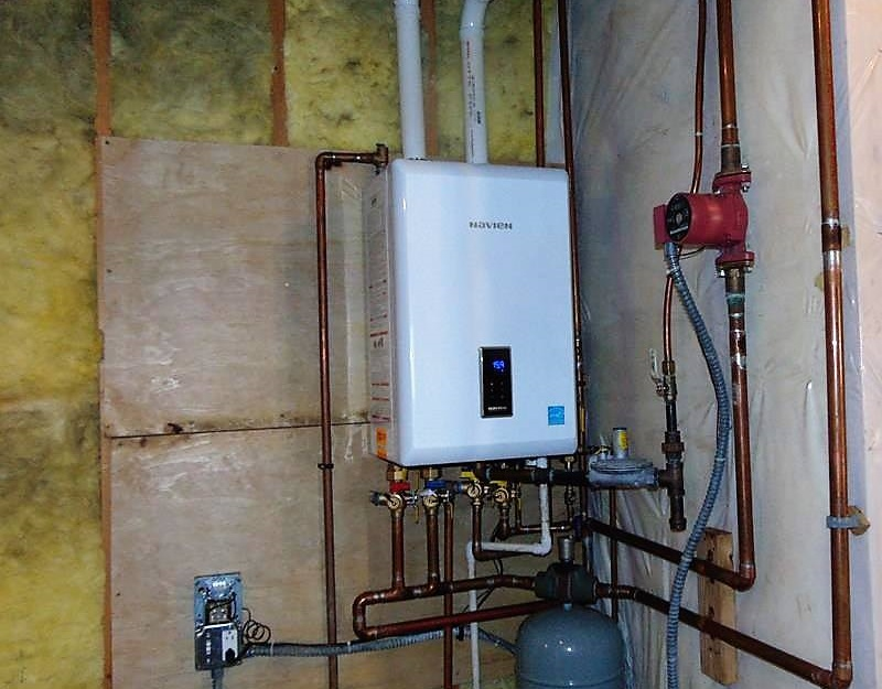 Water Heater Replacement Pros And Cons Of Tankless Heaters Structure Tech Home Inspections