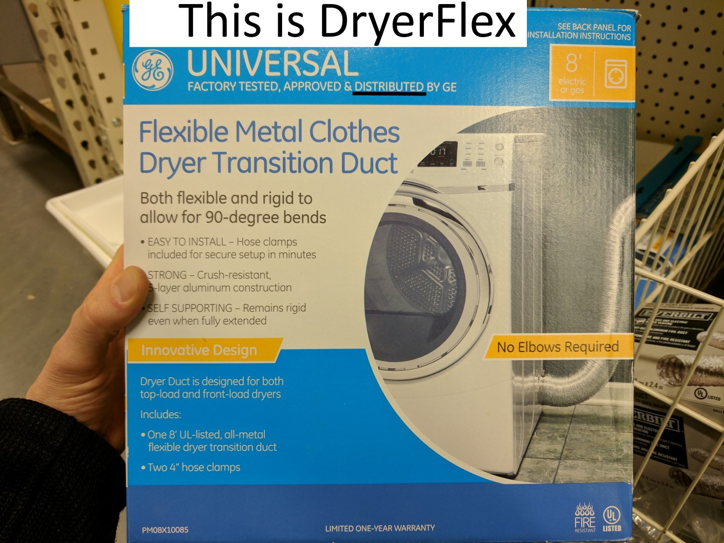 Dryer Duct Safety - Structure Tech Home Inspections