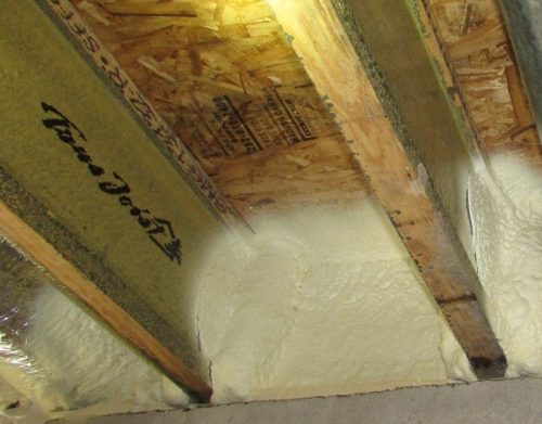 Formaldehyde affected TJI® Joists