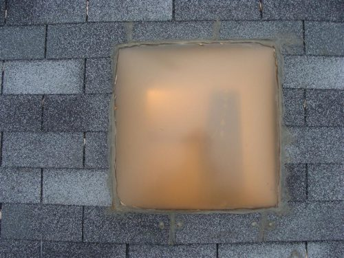 Bubble-type Skylight