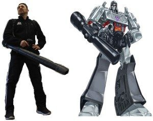 Megatron vs backpack leaf blower