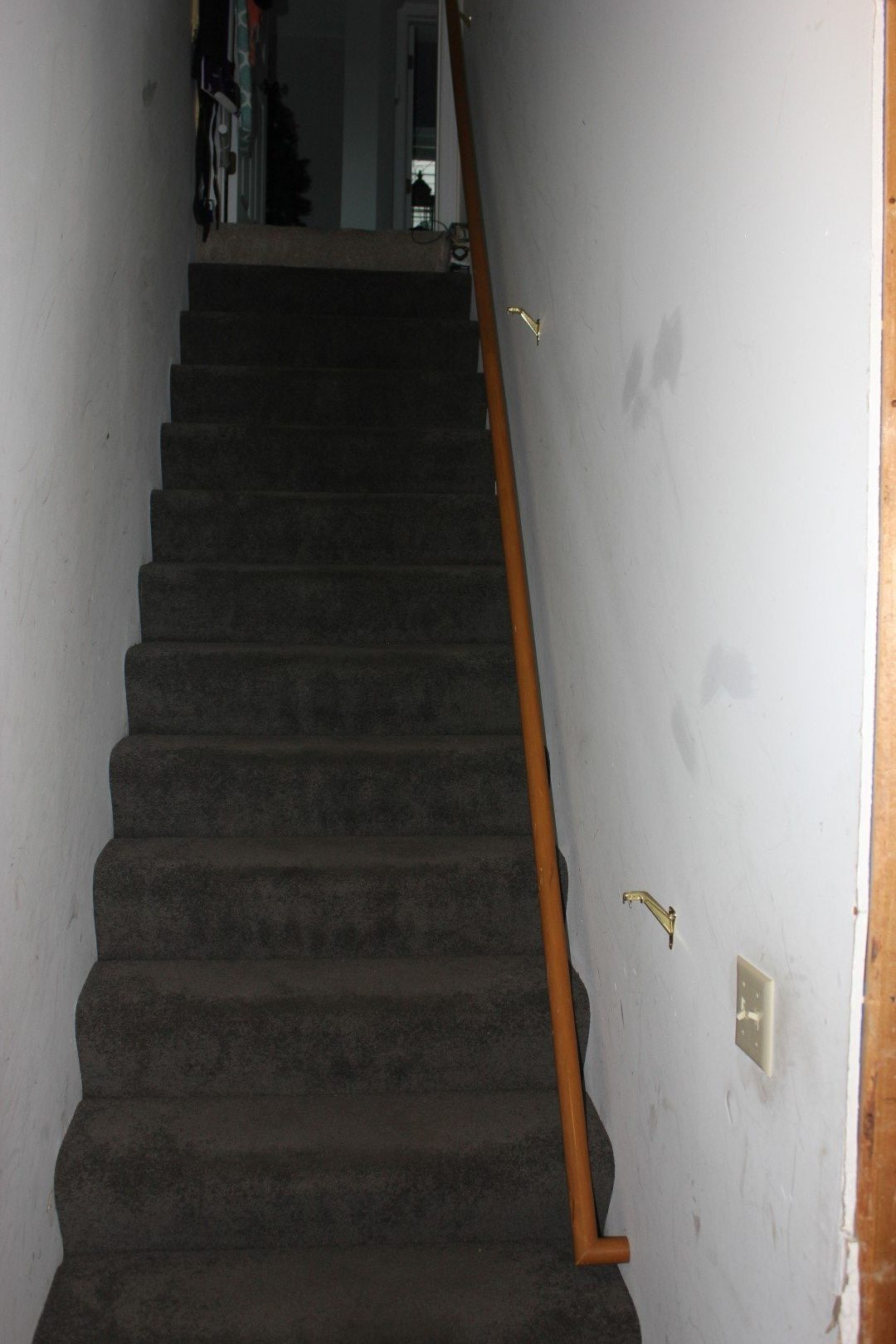 In The Past, Anything To Do With A Stairway Could Never Be A Required  Repair. Missing Stairway? Missing Handrail? Missing Guardrail?