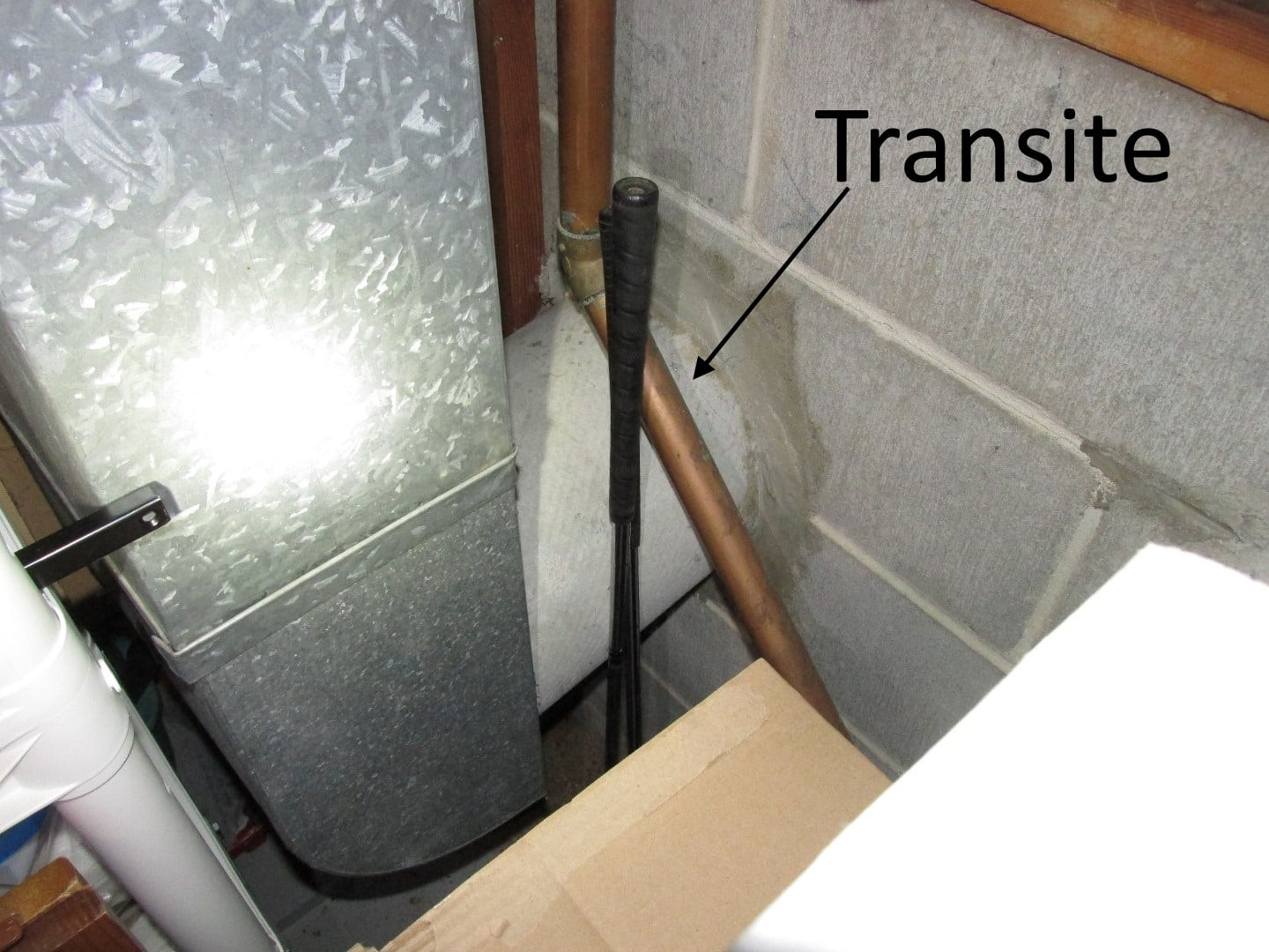 Transite vs  sub-slab ducts - Structure Tech Home Inspections