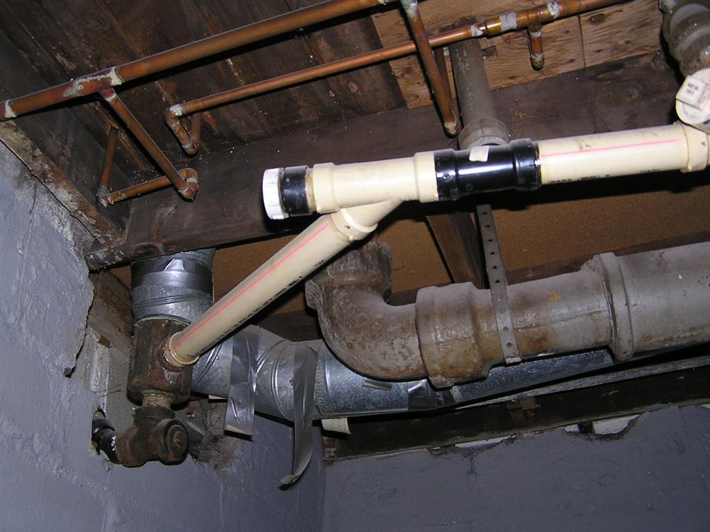 Drum traps - Structure Tech Home Inspections