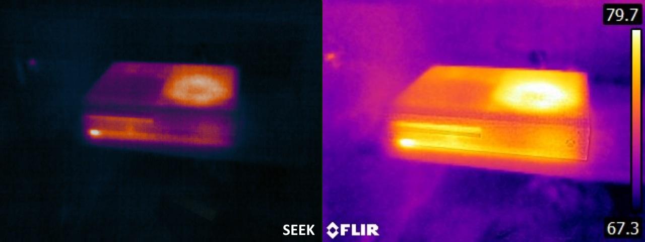 Seek Thermal Shotpro Camera Review Star Tribune