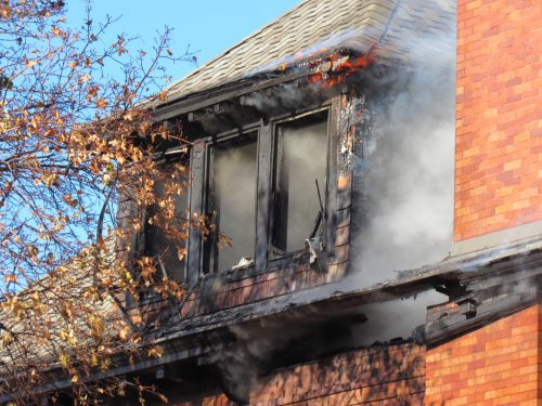 House fire in Minneapolis